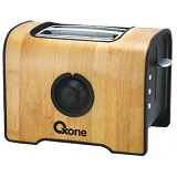 OXONE Bamboo Bread Toaster [OX-951] - Toaster